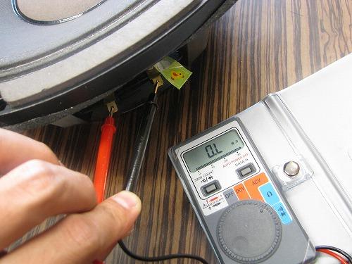スピーカー修理  ElectroVoice EVS-200 3