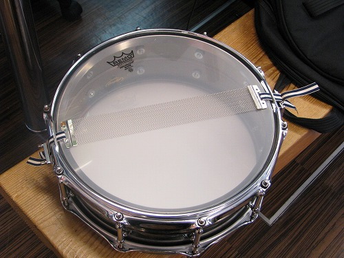 スネアドラム 修理 Ludwig(ラディック) メタルスネア 5