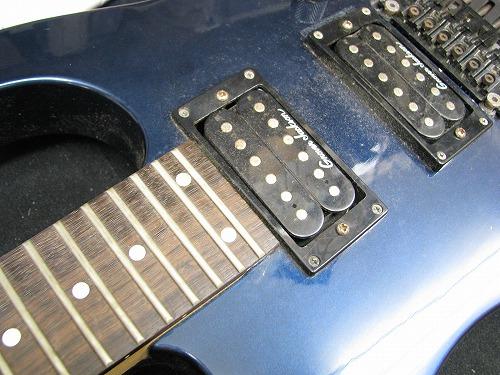 エレキギター修理 トラスロッド調整他 グローバージャクソン with フロイドローズ 1