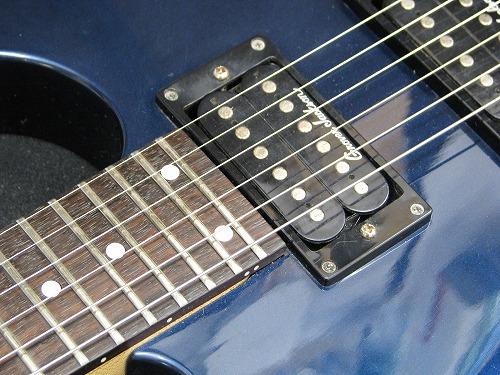 エレキギター修理 トラスロッド調整他 グローバージャクソン with フロイドローズ 2