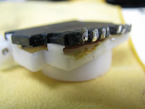 エレキギター修理 セレクタースイッチ交換 Mavis ストラトタイプ 2